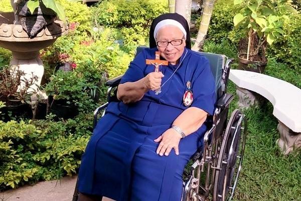 A sus 93 años muere Sor María Rosa