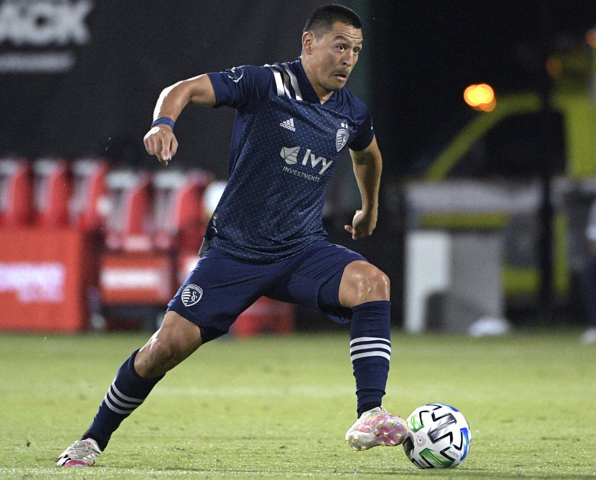 MLS: Roger Espinoza recauda ayuda para Honduras en EEUU