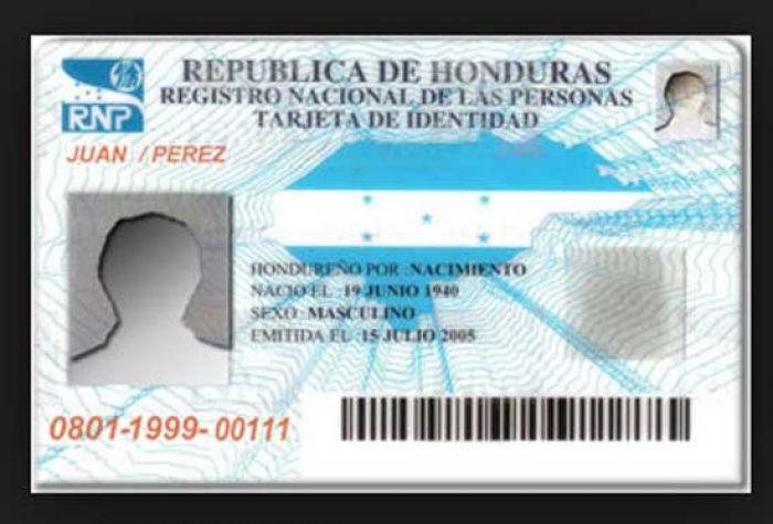 Inconsistencias del censo electoral, Una mancha del RNP