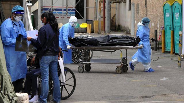 50 pacientes hospitalizados Reporta Hospital Escuela Casos COVID-19.
