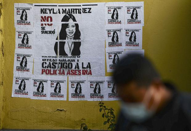Sepultan los restos mortales de Keila Martínez