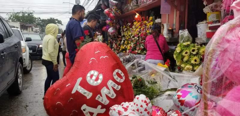 El Día de San Valentín en Honduras