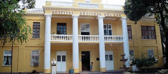 EN ESTADO GRAVE 11 PACIENTES EN EL HOSPITAL GENERAL DEL SUR POR COVID 19.