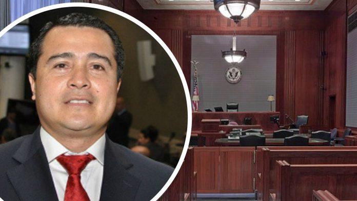 """EE UU Condena a Prision """"DE POR VIDA"""" por Narcotrafico a """"Tony Hernández""""."""