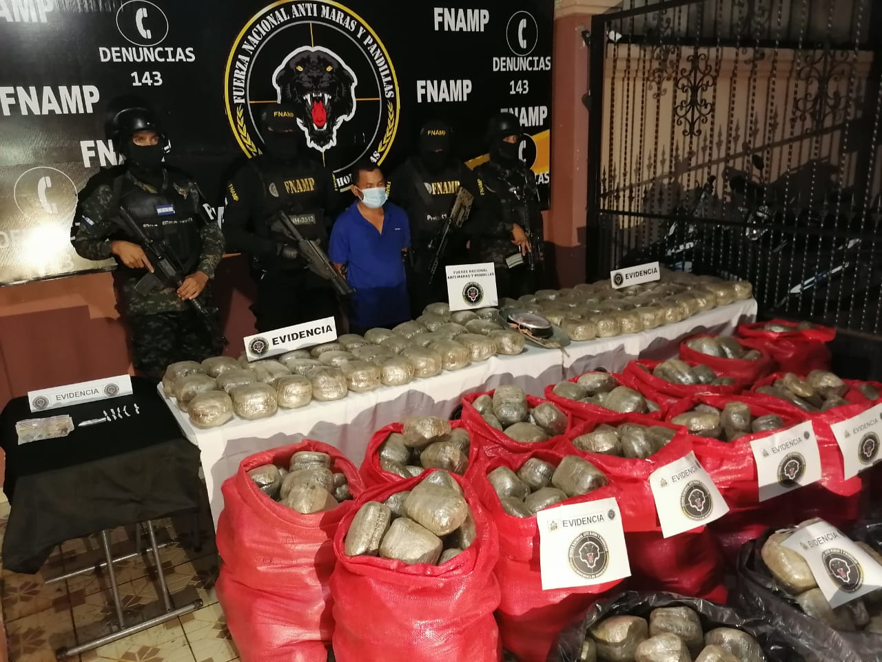 Operación Omega III deja importantes resultados en el combate al Narcotráfico