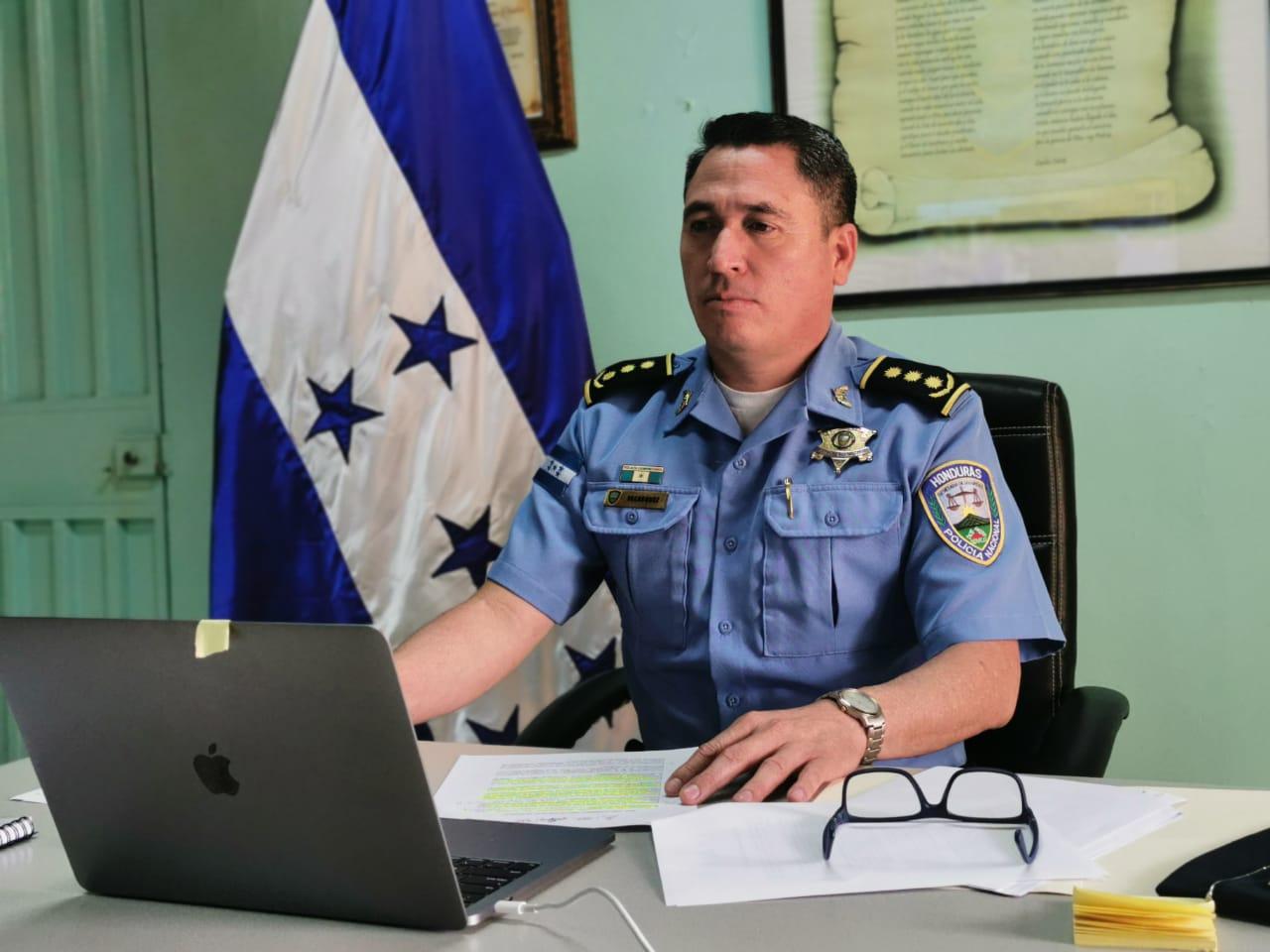 Vicerrector de la Universidad Nacional de la Policía de Honduras asume importante cargo.