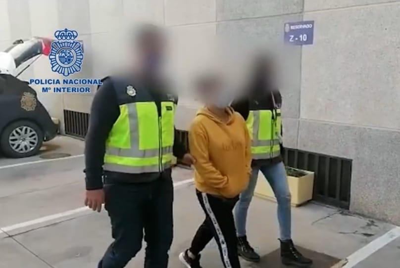 «Supuesta» autora intelectual del rapto y asesinato de una  dueña de hotel en La Esperanza fue capturada en España.