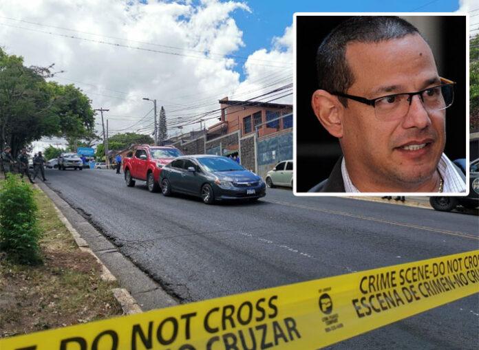 Arrestado y remitido supuesto responsable de la muerte del abogado Melvin Edgardo Bonilla