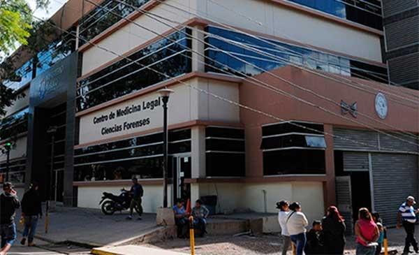 RESUMEN POLICIAL MEDICINA FORENSE DE LA CAPITAL.