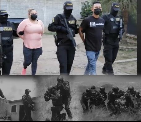 Prision preventiva a Pareja Requerida por Trafico de Drogas en La Paz