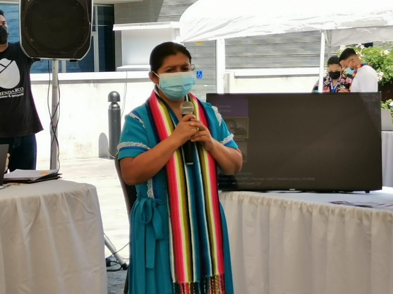 Mujeres Lencas Inician Proceso para Formalizar sus Microempresas