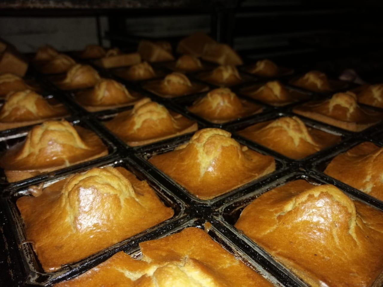 Derivados del pan en las «NUBES»