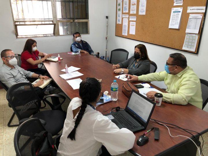FONAC, RECOMIENDA A AUTORIDADES SANITARIAS CAPITALINAS ROBUSTECER CENTROS DE TRIAJE Y ESTABILIZACIÓN.