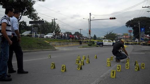 LISTADO DE LAS CIUDADES MAS VIOLENTAS DEL MUNDO, HONDURAS EN LA NUMERO 30-34.