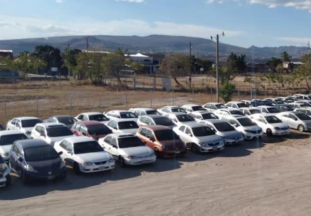 IHTT en cumplimiento a la Ley de Transporte Terrestre, realiza acciones para combatir ilegalidad en el sector.