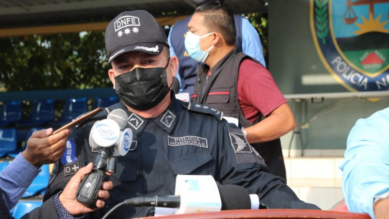 Un aproximado de 1.5 toneladas asciende droga incautada en Colón, valorado en 18 millones de Dolares