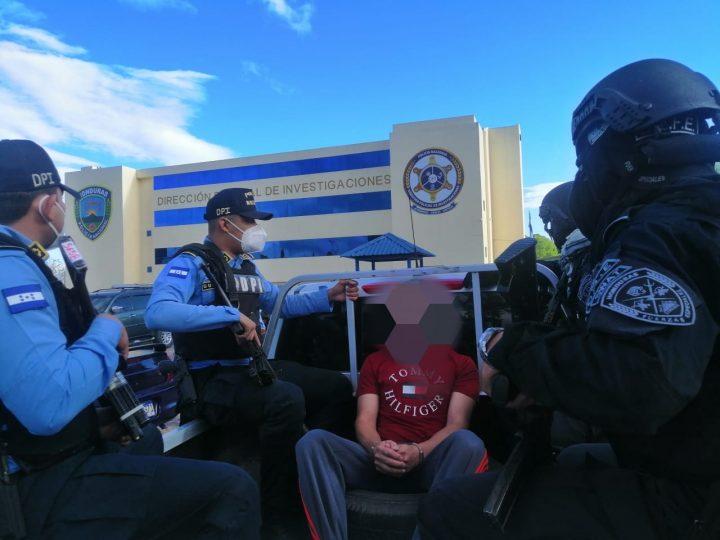 CAPTURADO SUPUESTO RESPONSABLE DEL ASESINATO DE DOS MIEMBROS DE LA POLICÍA NACIONAL