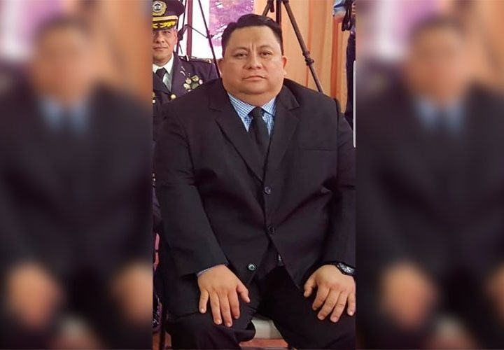 ULTIMO ADIÓS A DIRECTOR DE DIDADPOL ALLAN ARGEÑAL PINTO (VIDEO)