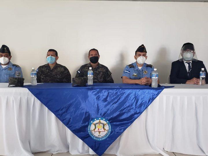 Autoridades del INP inauguran dos cursos de formación y especialización para agentes penitenciarios.